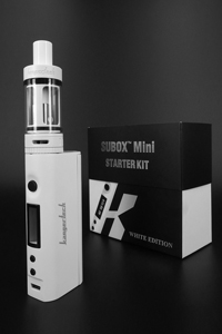 kanger subox mini white kit