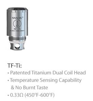 3fvape smoktech tfv4 tf ti core