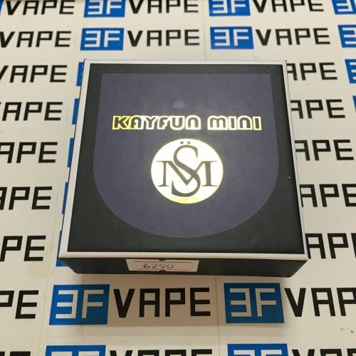 Kayfun Mini Style RTA Box - 3FVAPE