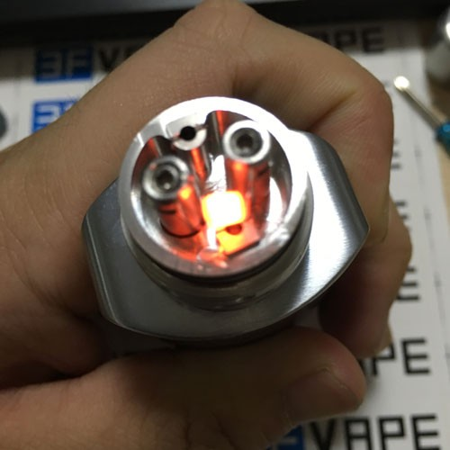 Single Coil Build on Snapdragon Style RDA - 3FVAPE