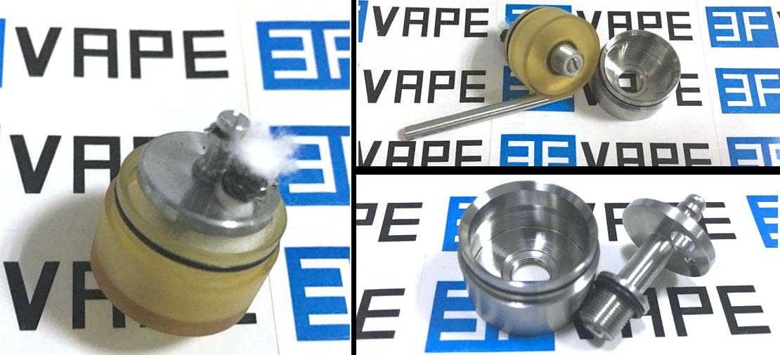 Cotton Le Zephyr Style RTA 3fvape.com
