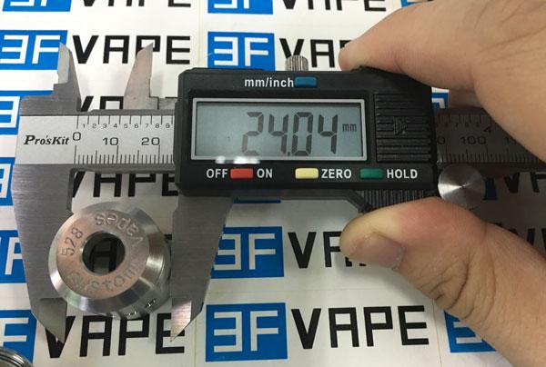 Goon Style RDA Diameter