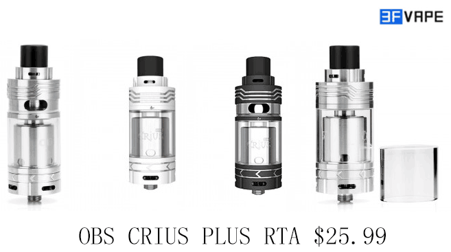 Authentic OBS Crius Plus RTA