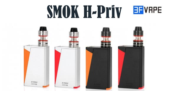 Guidance of SMOK H-Priv Firmware Upgrade