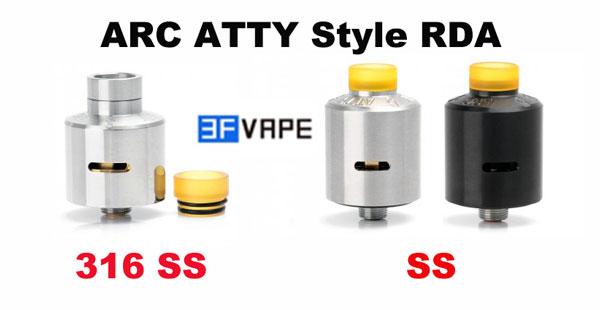 ARC ATTY RDA Style