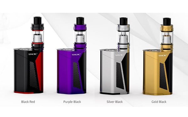 Authentic SMOKTech SMOK GX350 350W TC VW Box Mod w/ TFV8 Cloud Beast Tank Full Kit