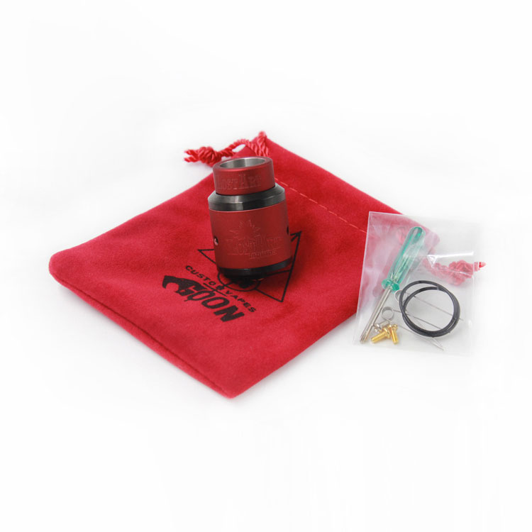 Red Lost Art Goon 528 Style RDA