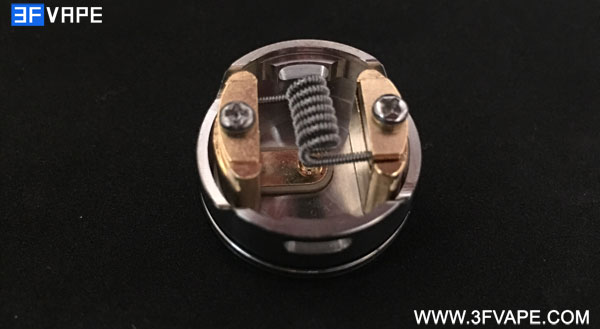 Goon Max Style RDA with Clapton Coil
