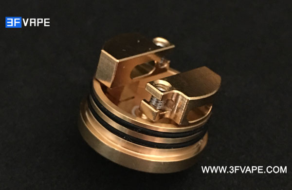 Authentic Oumier Wasp Nano Mini RDA Deck