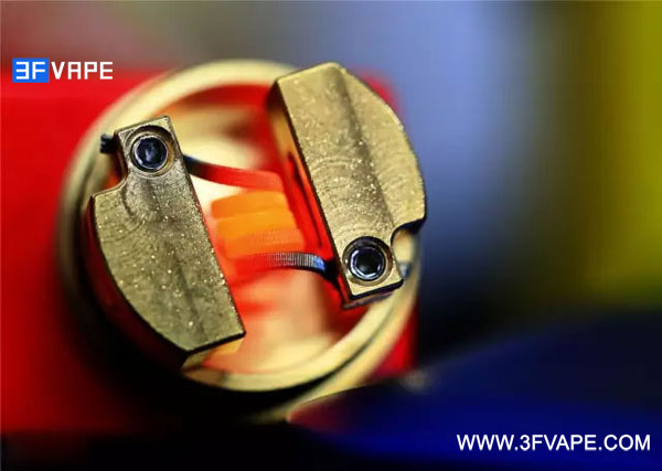 Authentic Oumier Wasp Nano Mini RDA Coil build