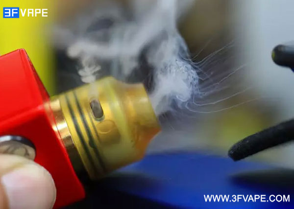 Authentic Oumier Wasp Nano Mini RDA CLoud