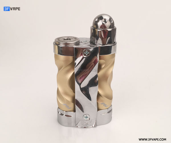 Avid Lyfe Gyre Style Series Mechanical Box Mod