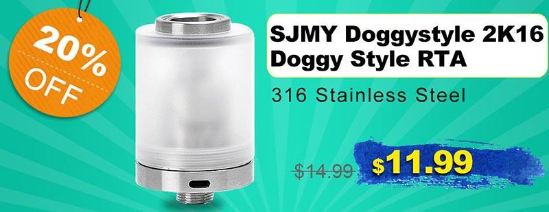 SJYM Doggystyle 2K16 Doggy Style RTA Flash Sale