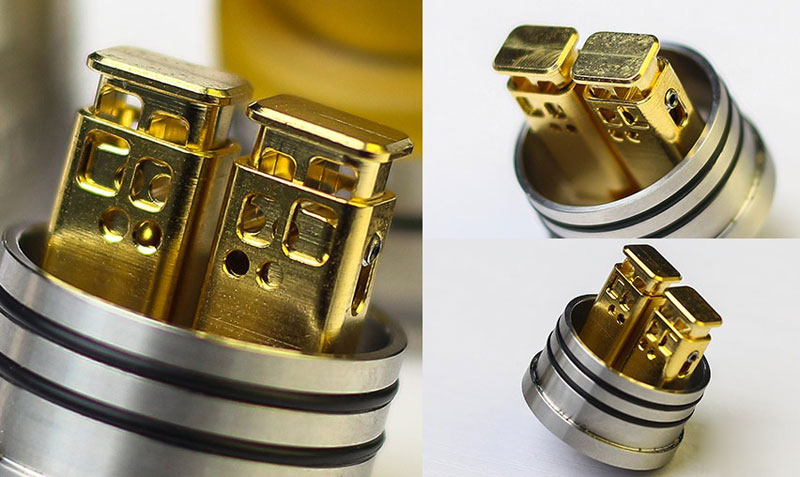 Authentic Tigertek Springer X RDA