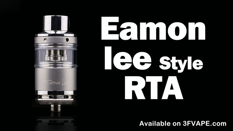 Eamon lee Style RTA