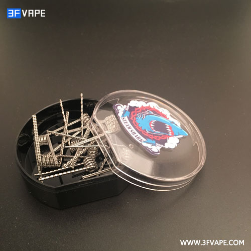 VapeThink Steam Shark Pre-coiled Wire Trial Kit