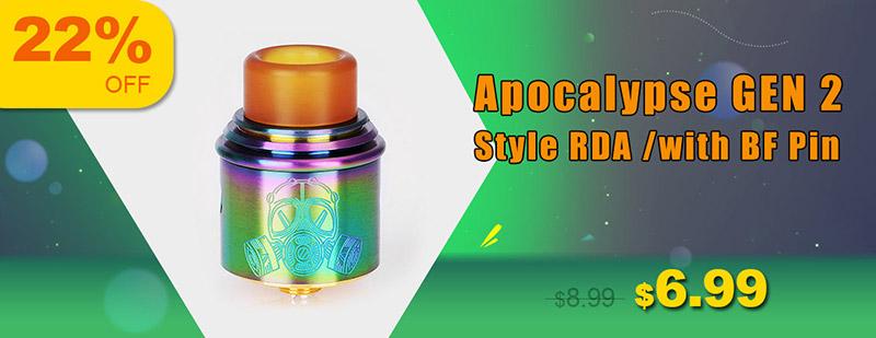 Apocalypse GEN 2 Style RDA