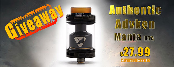 Authentic Advken Manta RTA