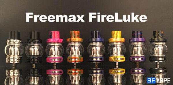Authentic Freemax FireLuke 5ml Sub Ohm Tank