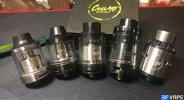 Authentic CoilArt Mage RTA GTA Azeroth RTA RDA