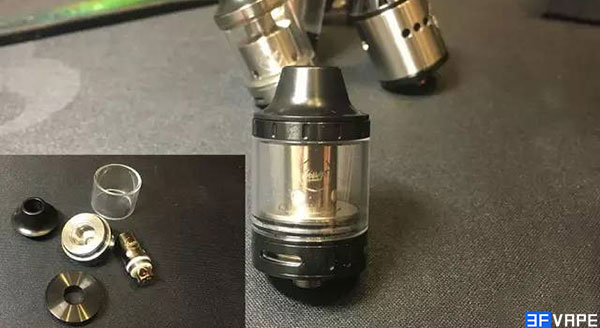 Authentic CoilArt Mage Sub Ohm Tank Clearomizer