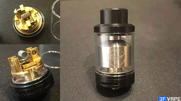 Authentic CoilArt Mage GTA