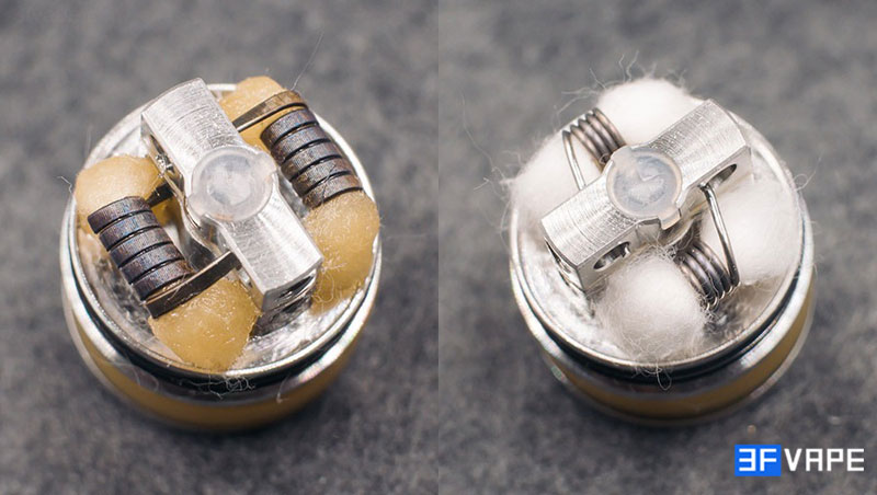 Authentic Oumier Maximus Max RDTA