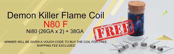 Demon Killer Flame Coil N80 F
