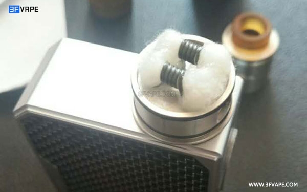 Authentic Vandy Vape MESH RDA