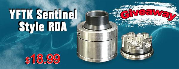 YFTK Sentinel Style RDA