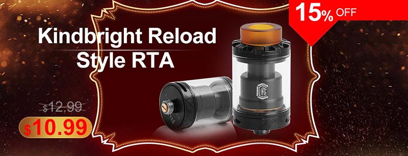 Kindbright Reload Style RTA