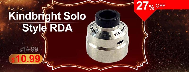 Kindbright Solo Style RDA