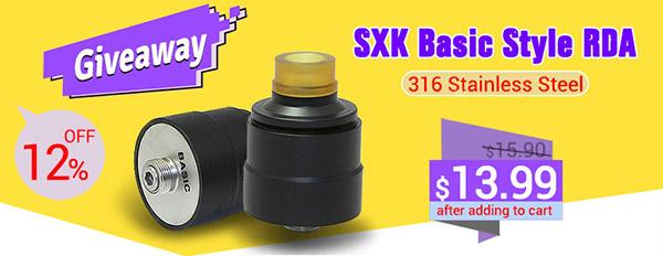 SXK Basic Style RDA