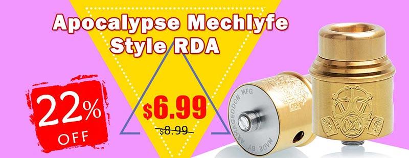 Apocalypse Mechlyfe Style RDA