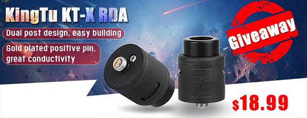 Authentic KingTu KT-X RDA