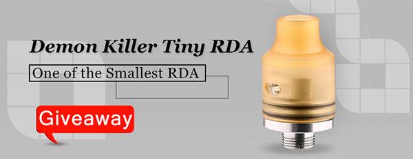 Demon Killer Tiny RDA