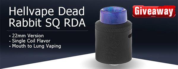 Hellvape Dead Rabbit SQ RDA