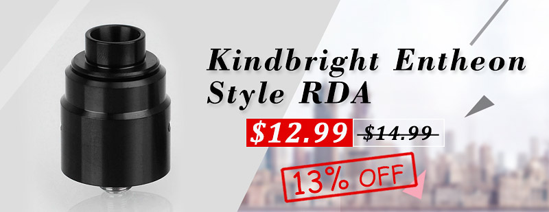 Kindbright Entheon Style RDA