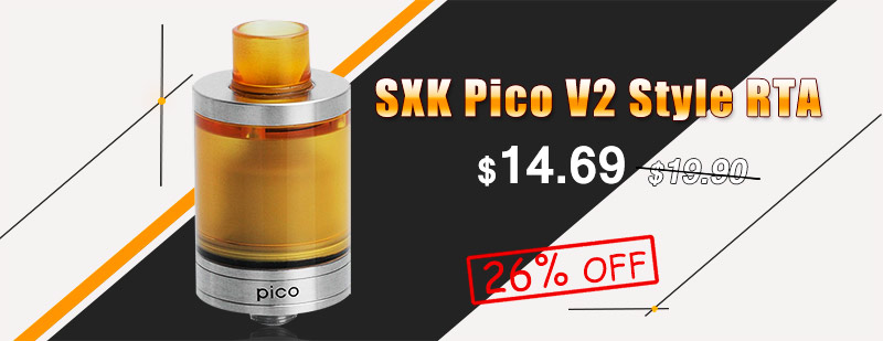 SXK Pico V2 Style RTA