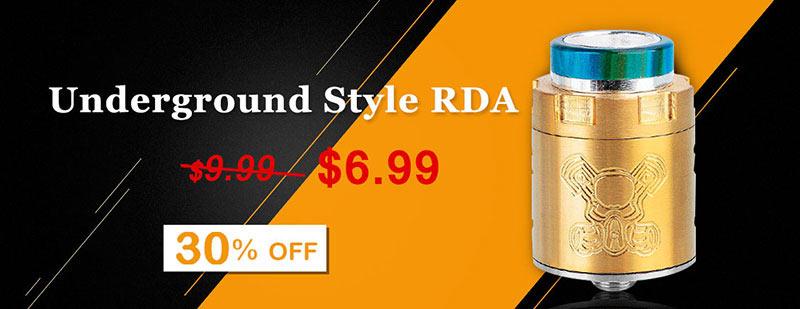 Underground Style RDA