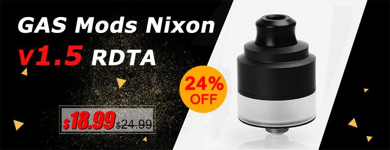GAS Mods Nixon V1.5 RDTA