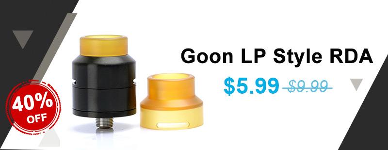Goon LP Style RDA