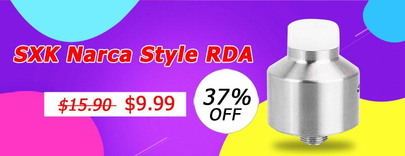 SXK Narca Style RDA