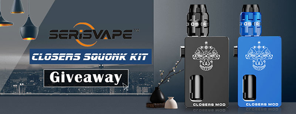 Serisvape Closers Squonk Kit