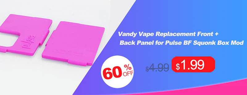Vandy Vape Replacement Panel