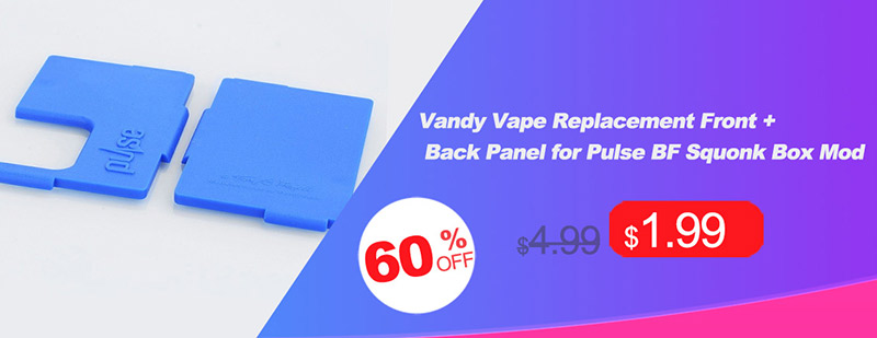 Vandy Vape Replacement Panel