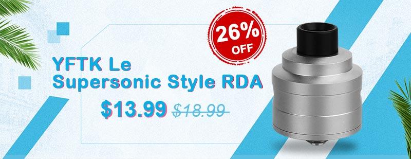 YFTK Le Supersonic Style RDA