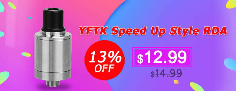 YFTK Speed Up Style RDA