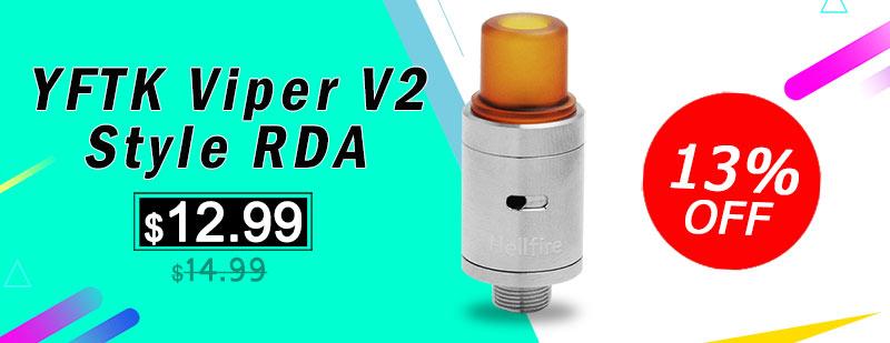 YFTK Viper V2 Style RDA