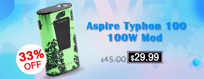 Aspire Typhon 100 100W Mod